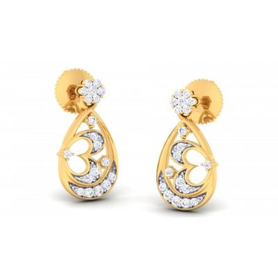 Reiko Diamond Earring