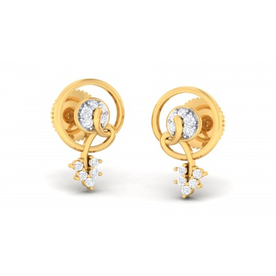 Reilly Diamond Earring