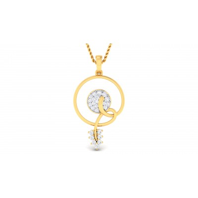 Reilly Diamond Pendant