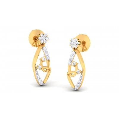Reita Diamond Earring