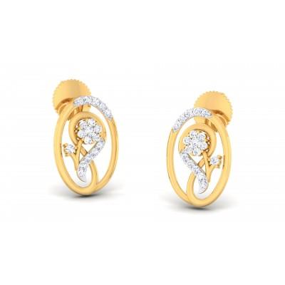 Remington Diamond Earring