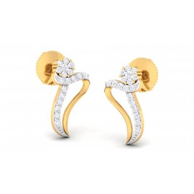 Renai Diamond Earring