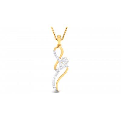 Renai Diamond Pendant
