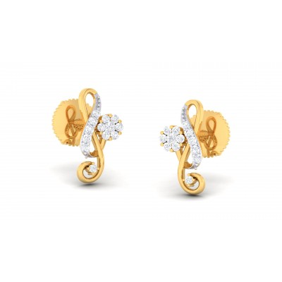 Renada Diamond Earring