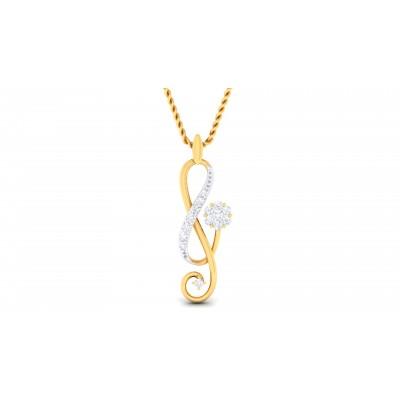 Renada Diamond Pendant