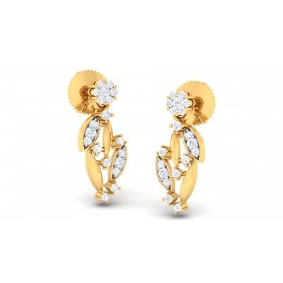 Renata Diamond Earring
