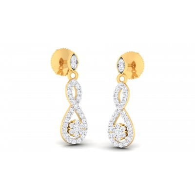 Rephaela Diamond Earring