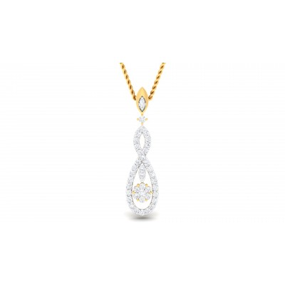 Rephaela Diamond Pendant