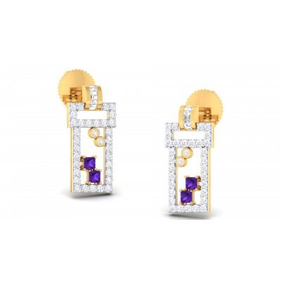 Ebele Diamond Earring