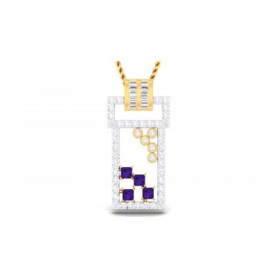 Ebele Diamond Pendant