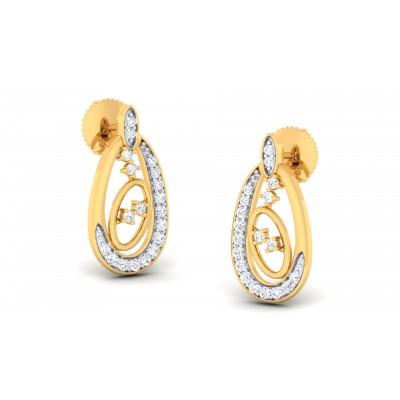 Resenda Diamond Earring