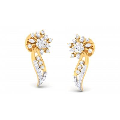 Reva Diamond Earring