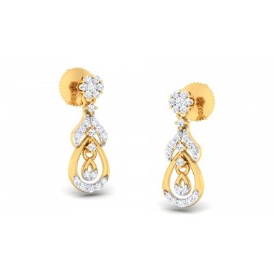 Reuelle Diamond Earring