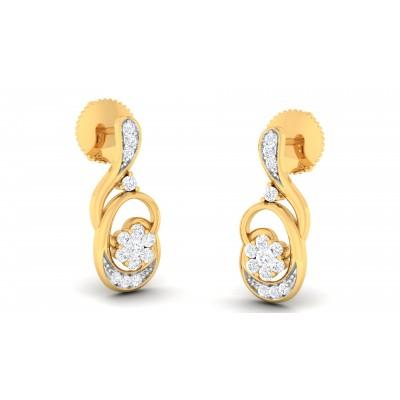 Rex Diamond Earring