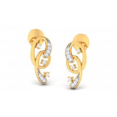 Reya Diamond Earring