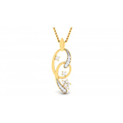 Reya Diamond Pendant