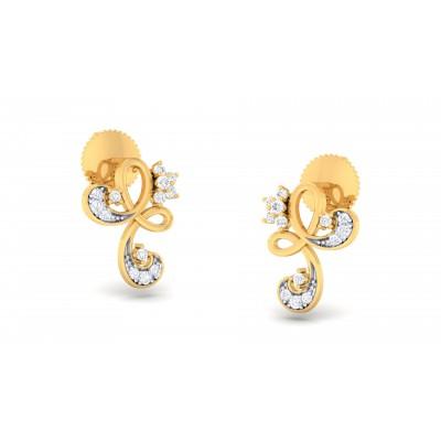 Reyde Diamond Earring