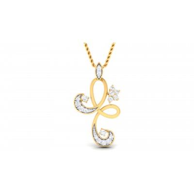 Reyde Diamond Pendant
