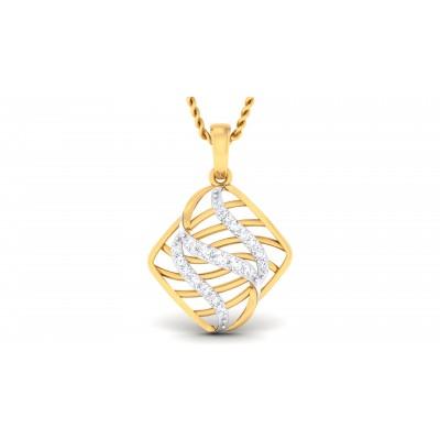 Aspiring Diamond Pendant