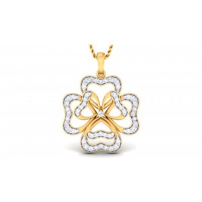 Elegant Diamond Pendant