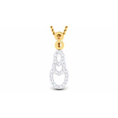 Lovely Diamond Pendant