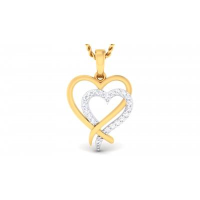Menaara Diamond Pendant