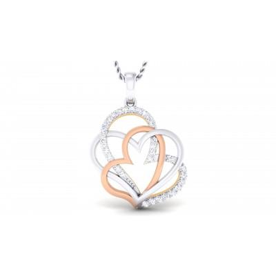 Luna Diamond Pendant