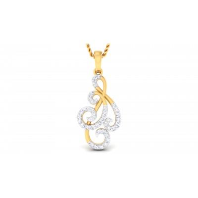 Veda Diamond Pendant