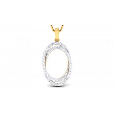 Malva Diamond Pendant