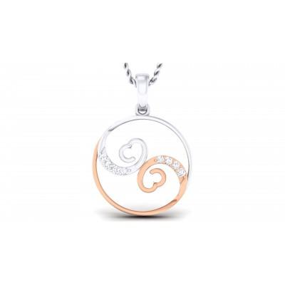 Anookhi Diamond Pendant