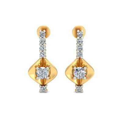 Jivanta Diamond Earring