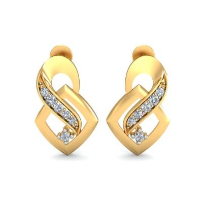Kasturi Diamond Earring