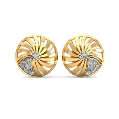 Rocketing  Diamond Earring