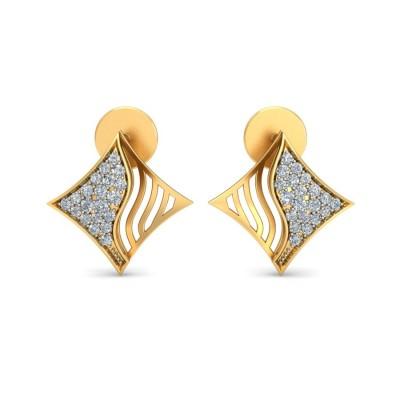Rania  Diamond Earring