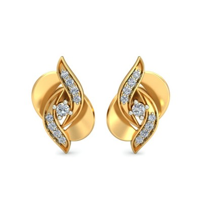 Alexandra Diamond Earring