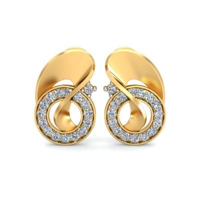 Leonor Diamond Earring