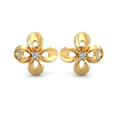 Embry Diamond Earring