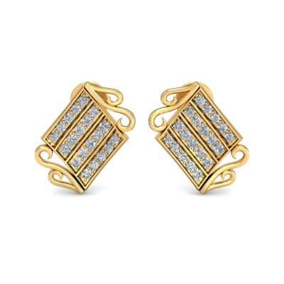 Zaylee Diamond Earring
