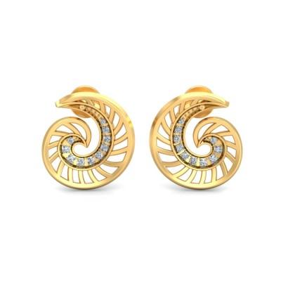 Zuri Diamond Earring
