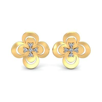 Royce  Diamond Earring
