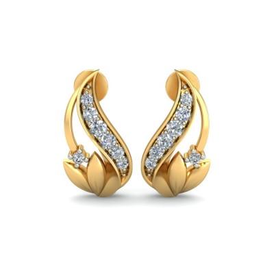 Larkin Diamond Earring