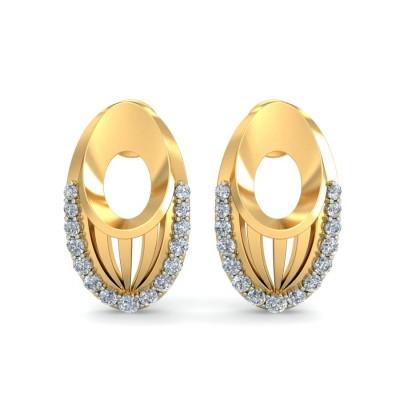 Isa Diamond Earring