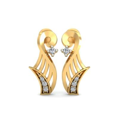Hartley Diamond Earring
