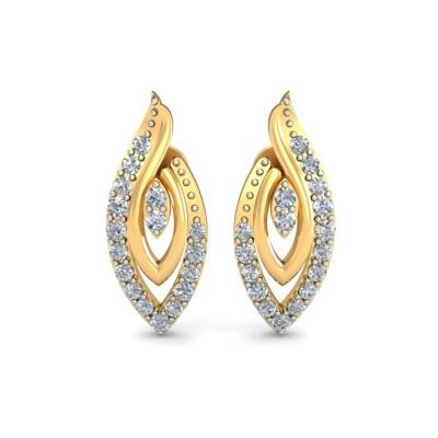 Grecia Diamond Earring