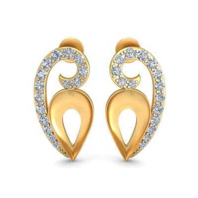 Ulani Diamond Earring