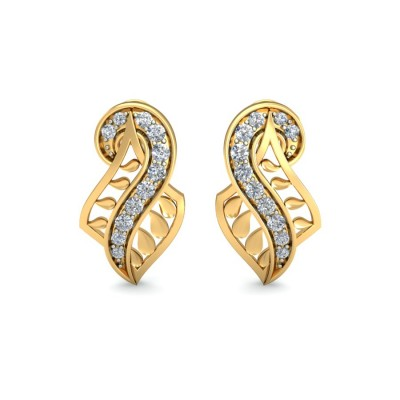 Talia Diamond Earring