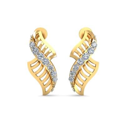 Nora Diamond Earring