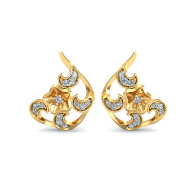 Ada Diamond Earring