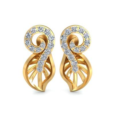 Ruth  Diamond Earring