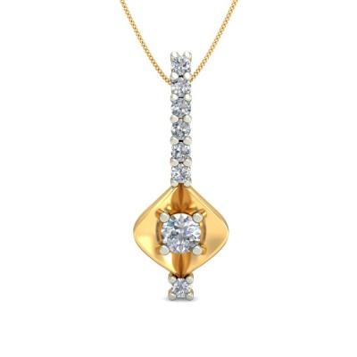 Jivanta Diamond Pendant